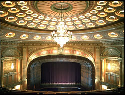 Benedum Center stage