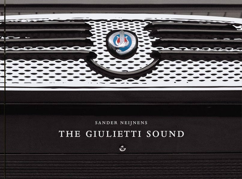 The Giulietti Sound (Front Cover)