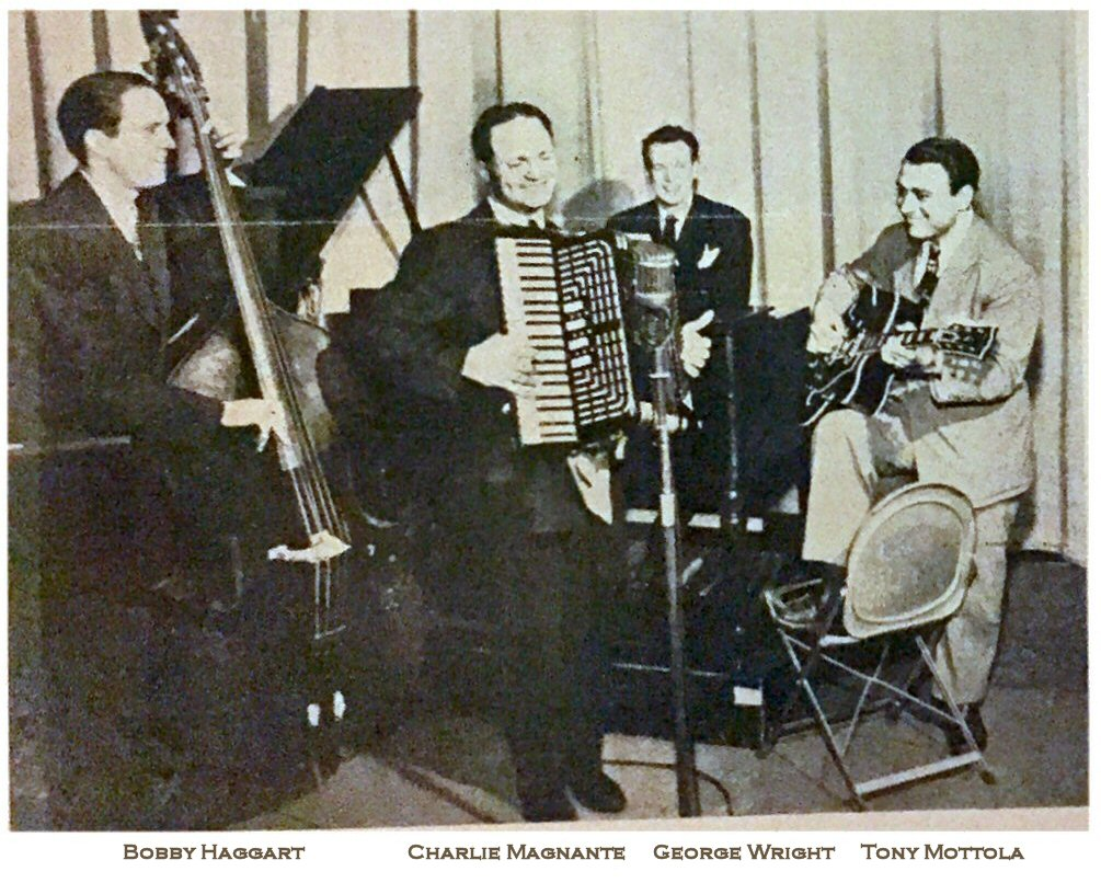 The Charles Magnante Quartet