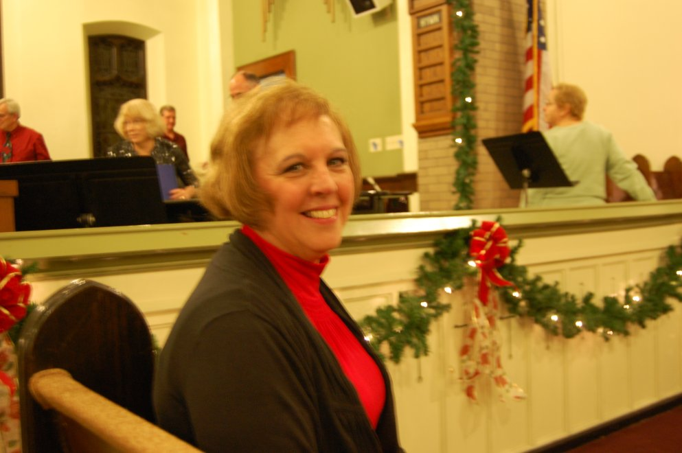 Pageant Director Cherl Himes
