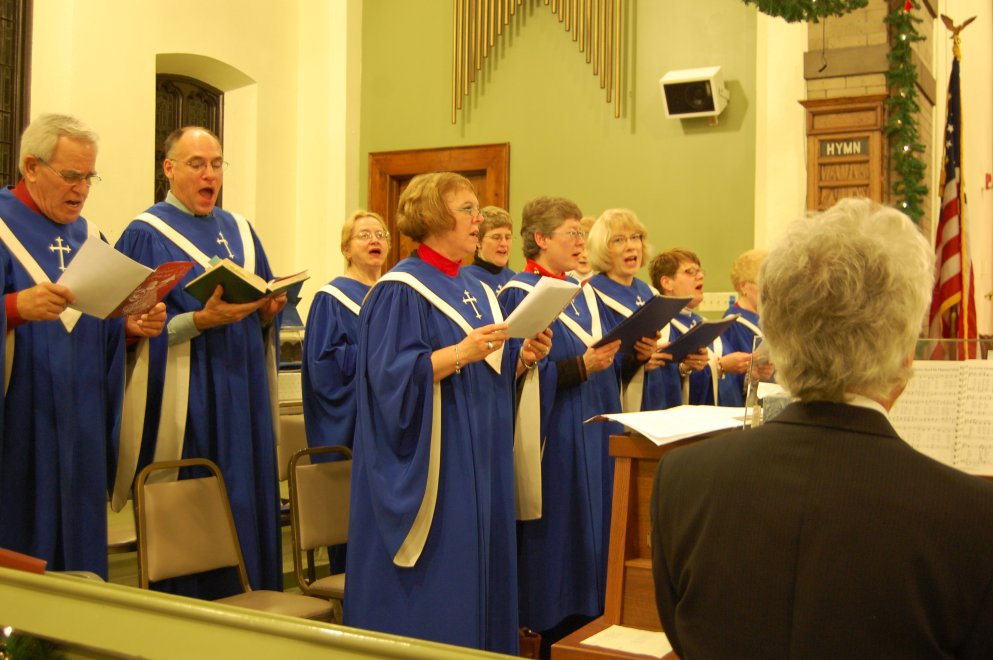 the Chancel Choir